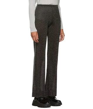 Acne Studios Emi Lurex Trouser Large