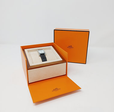 Hermes Heure Ladies 26mm Watch + 2nd Strap