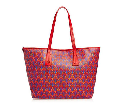 Liberty London Coated Canvas Printed Tote