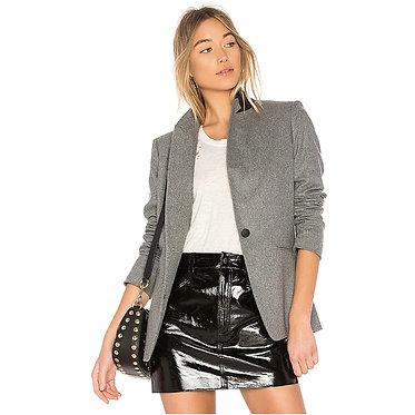 Rag + Bone Grey Wool Blazer 4