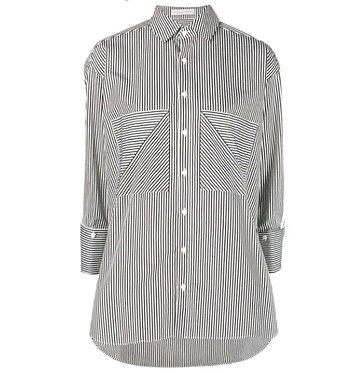 Palmer Harding BF Striped Shirt