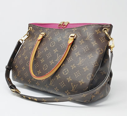 Louis Vuitton Monogram Canvas Pallas MM