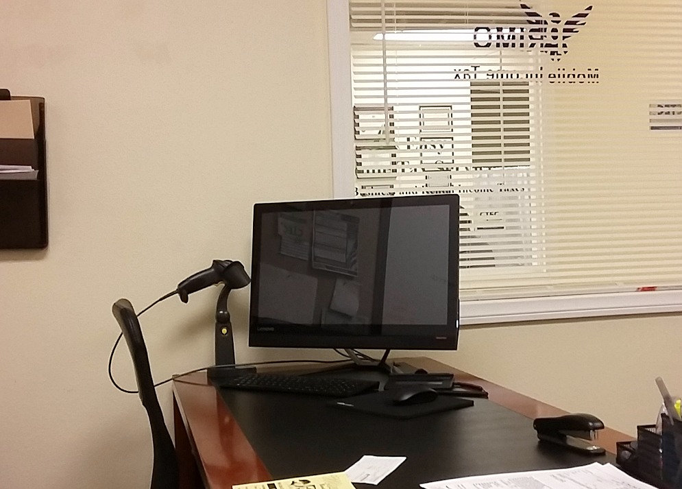 FONTANA Office Appointment
