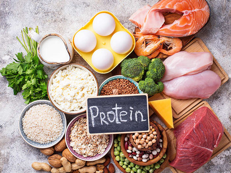 The truth about protein requirements and absorption. How much do we really need?