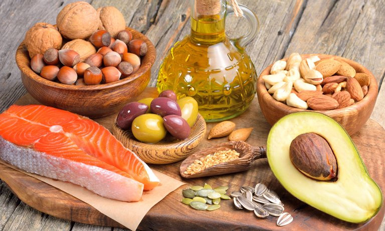 Our body needs fats to absorb essential vitamins as well as for us to function properly.
