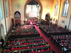 St Pauls School Service 1