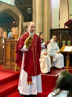 Fr Bear Sermon