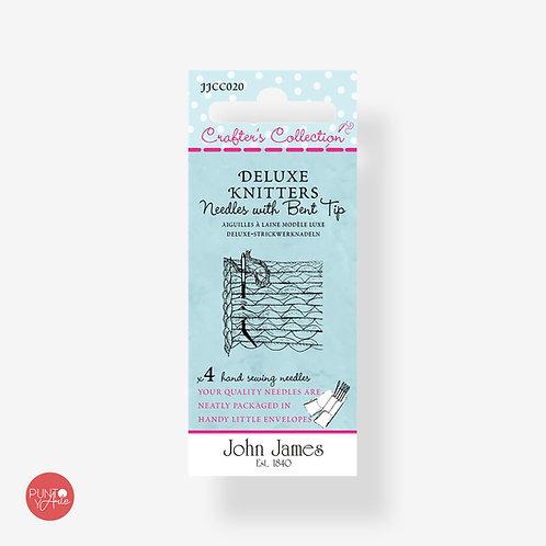 Surtidos de agujas de tejer  - John Jame