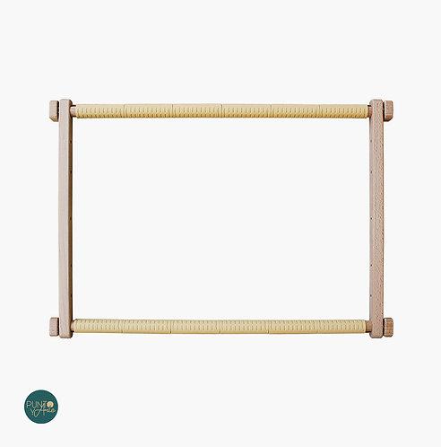 35x48 cm Bastidor Rotatorio - Para Punto de Cruz - Luca-S