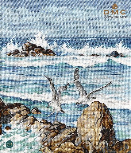 1341 Sonido de las olas - OVEN - Kit de punto de cruz