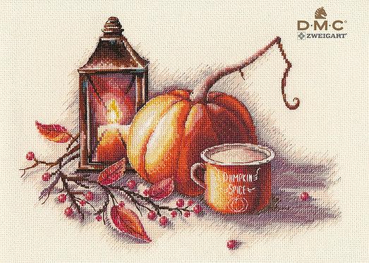 1307 Bodegón de otoño - OVEN - Kit de punto de cruz