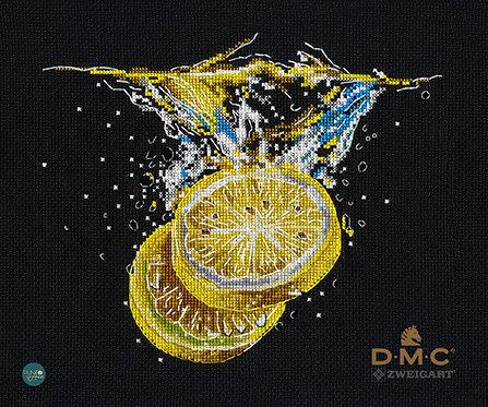 1360 Limón fresco - OVEN - Kit de punto de cruz