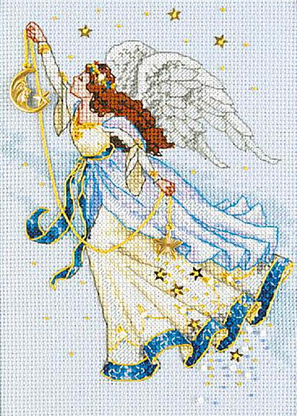 Twilight Angel - 06711 Dimensions - Kit de punto de cruz