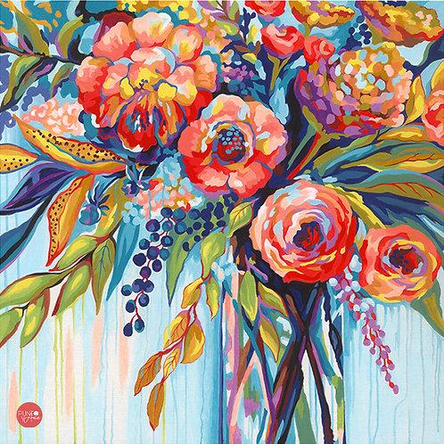 Celebración - 73-91734 Dimensions - Kit de Pintura por numero