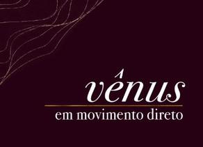 Vênus em movimento direto em Gêmeos