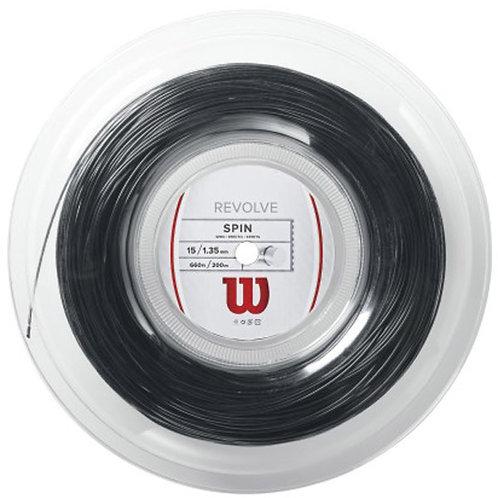 BOBINE WILSON REVOLVE NOIR 1.30 (200 METRES)