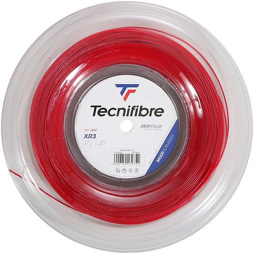 BOBINE TECNIFIBRE XR3 1.30 ROUGE (200 METRES)