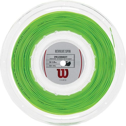 BOBINE WILSON REVOLVE SPIN GREEN 1.30 (200 METRES)