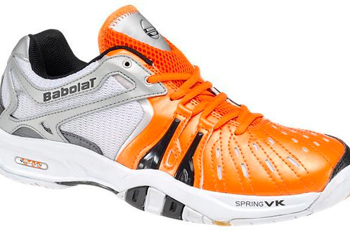 CHAUSSURES BABOLAT HOMME BADMINTON SHADOW ORANG
