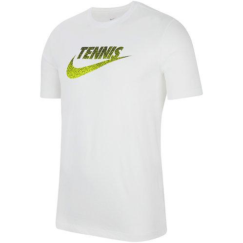 T-SHIRT NIKE COURT TENNIS GRAPHIC