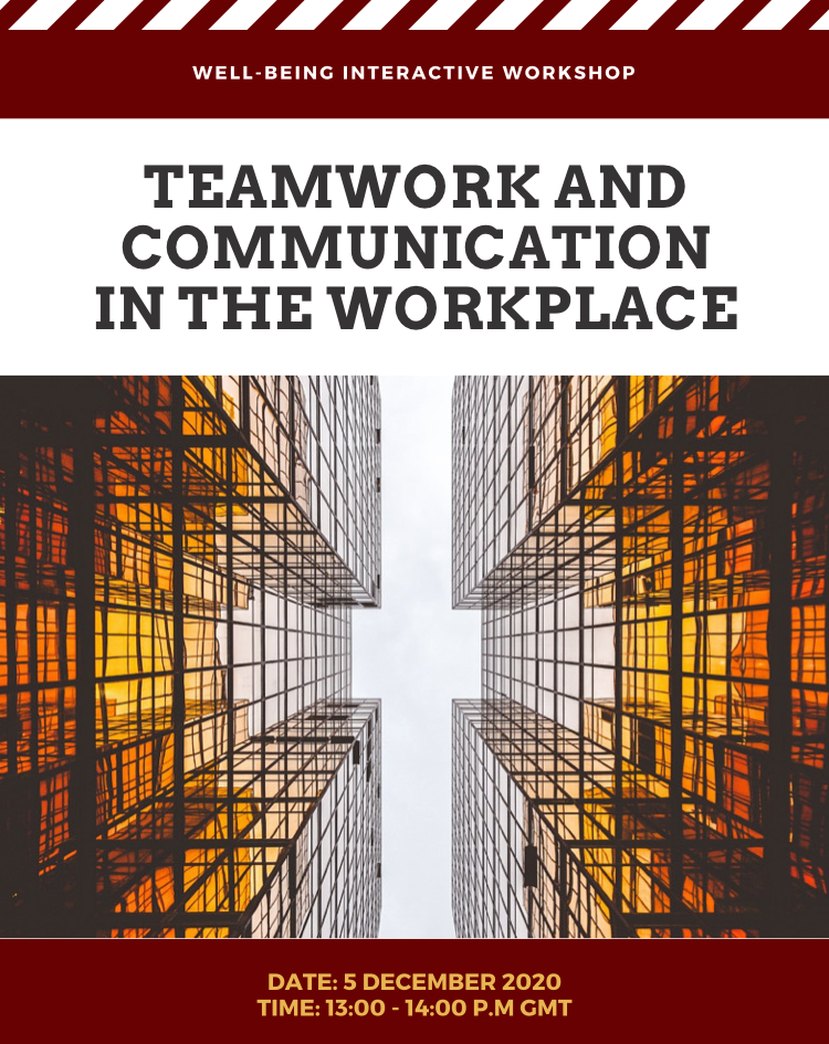 Teamwork And Communication In The Workplace