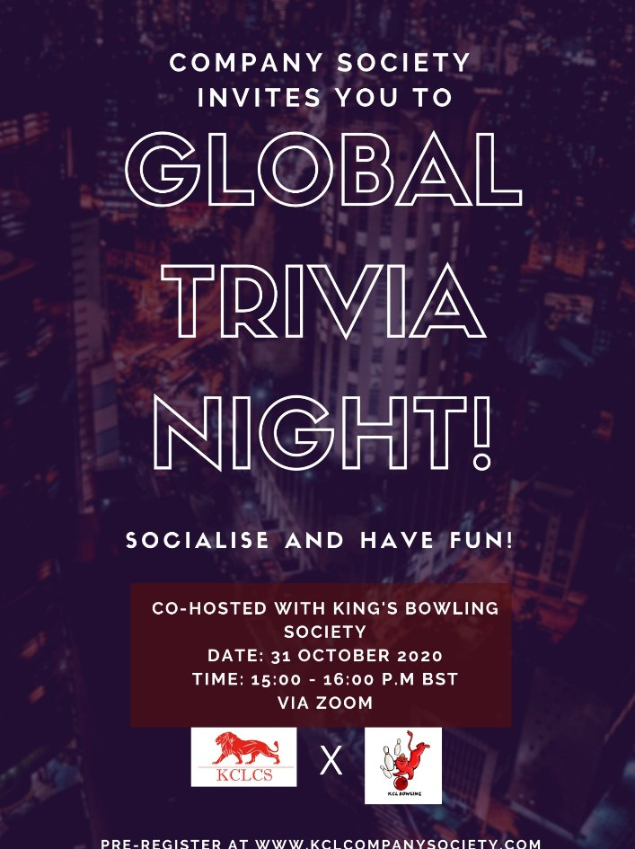 Global Trivia Night