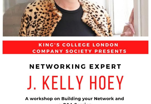 Networking With J.Kelly Hoey
