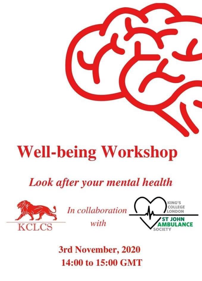 Well-being Workshop