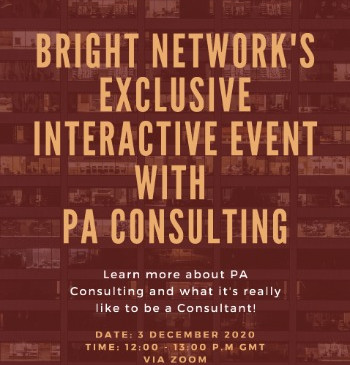 Interactive Event With PA Consulting