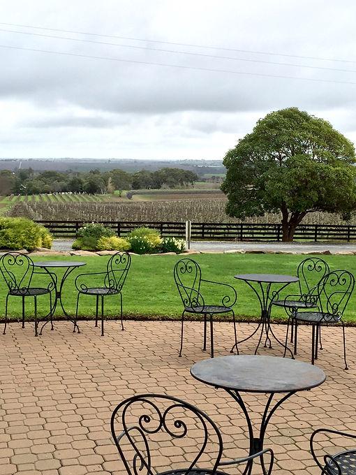 Barossa wineries