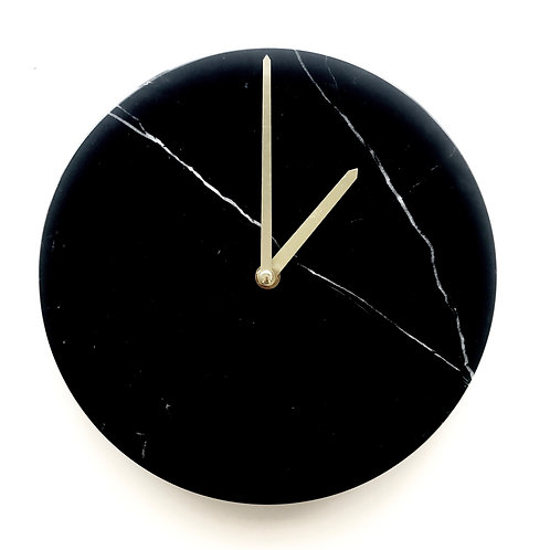 FROST Marble clock