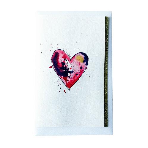 LOVE HEART Gift card
