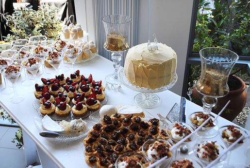 gold themed baby shower