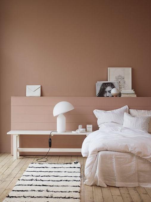 Neutral tone bedroom