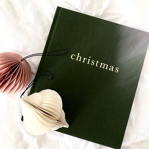"""Write to me  """"CHRISTMAS"""" journal"""