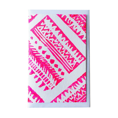 Pink TRIBE TWO Gift card