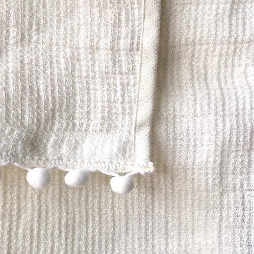 BOUCLE BATH towel