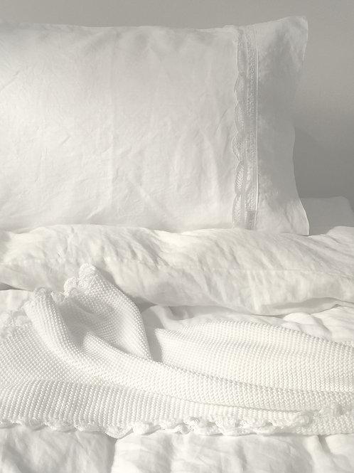 PEPLUM pillowcase ( set of 2 )