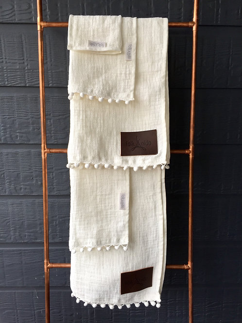 BOUCLE towel SET
