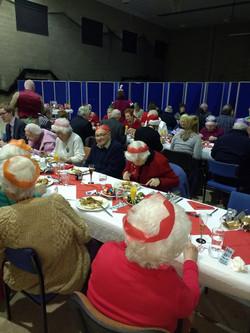 Christmas lunch-club-photo