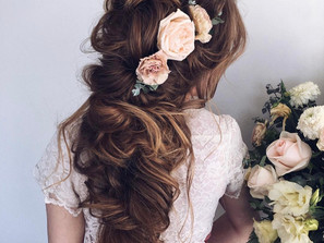 Strong, gorgeous hair.
