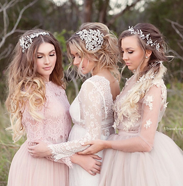 Hair Accessories | Bridesmaids Collection | ULYANA ASTER