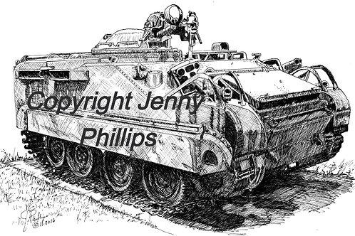 Light Armoured Reconnnaisance Vehicle