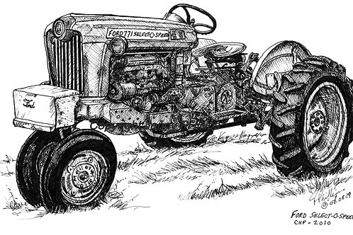 Ford 771 Select-O-Speed