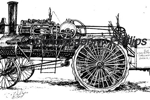 John Goodison Steam Engine