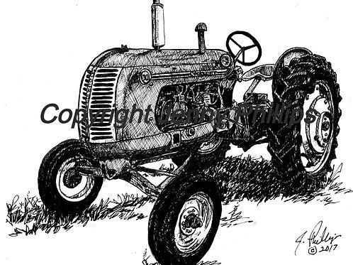 The Cockshutt 30