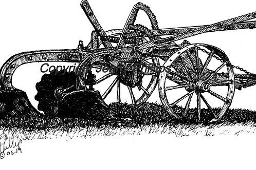 McCaffery's Drag Plow