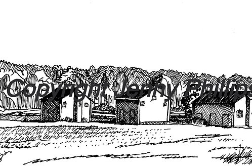 Tobacco Kilns, East Elgin