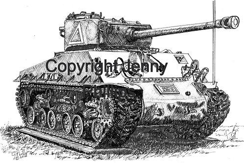 Elgin Regiment Army Tank