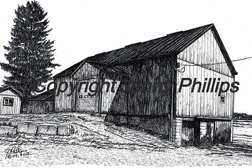Bradish Barn